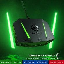 GameSir VX AimBox Tastatur Maus Adapter Gamepad für Nintendo Schalter/PS5 PS4/Xbox Serie X/XBOX One gaming Zubehör