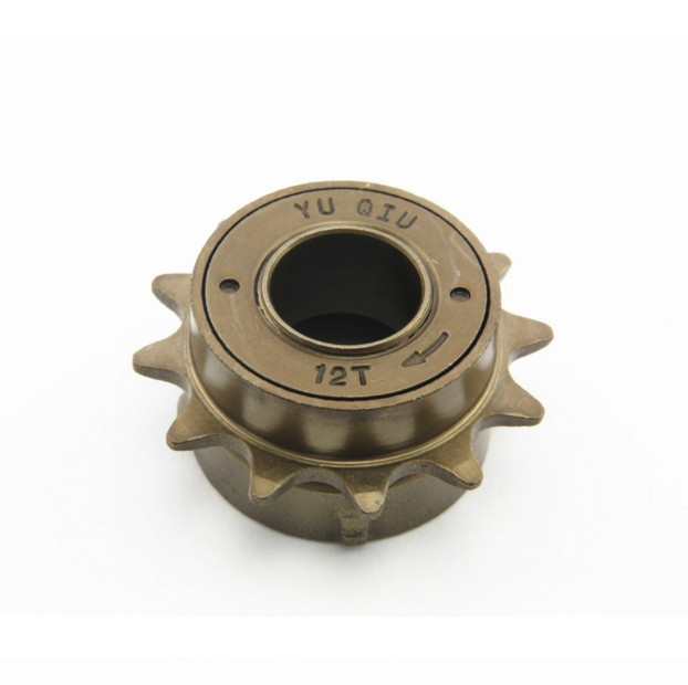 12 Teeth Bicycle Flywheel Gear 9 T 12 Sleeves 14 T 16 T 18 T 20 22 Tooth Rear Flywheel Single-Speed Flywheel Toy