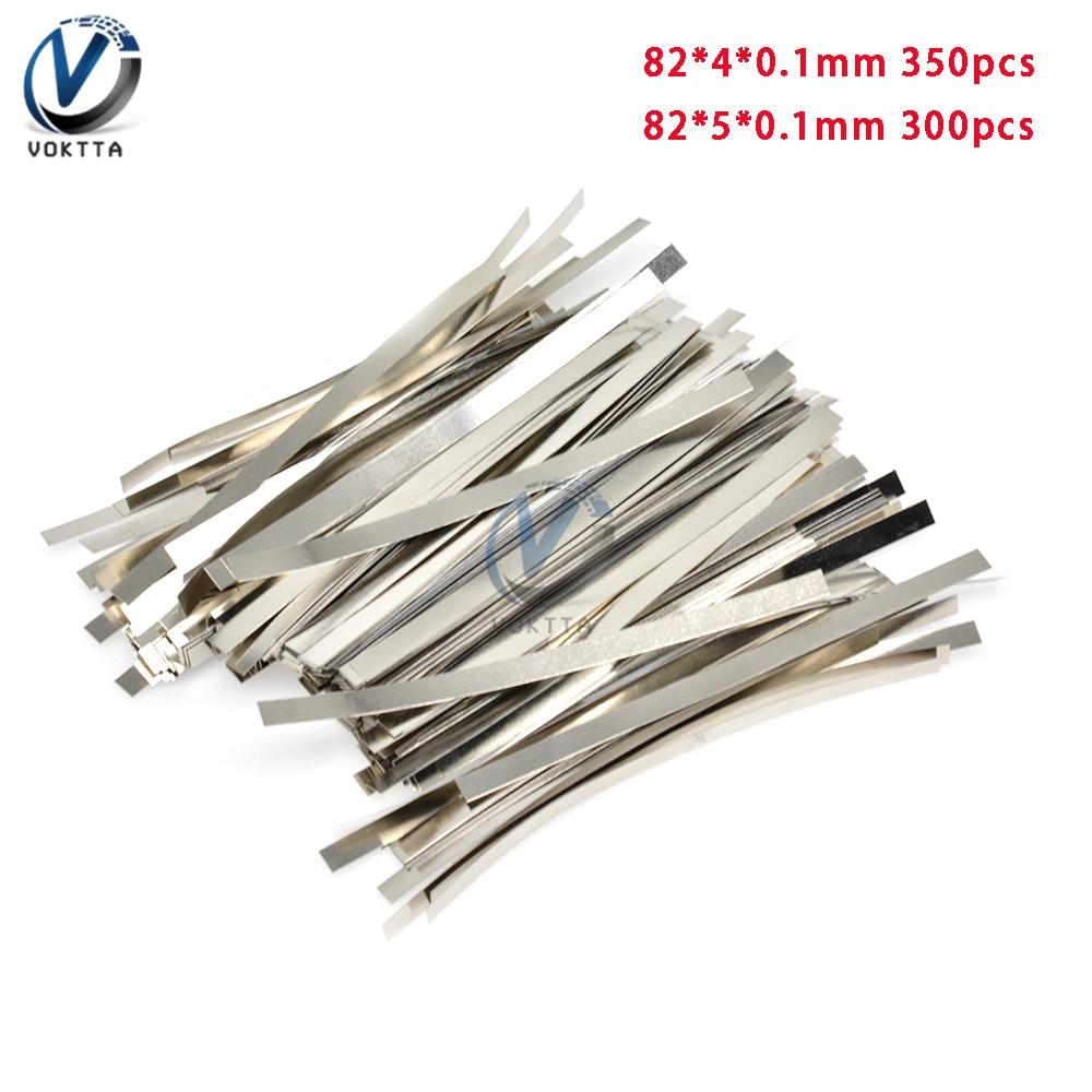 1 Pack 18650 Li-ion Battery Nickel Sheet Plate Nickel Plated Steel Belt Strip Connector Spot Welding Machine For Battery Holder