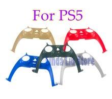 1pc/lot Handle Decorative Strip For PS5 Controller Joystick PC Trim Strip Decorative Shell Cover For P5 Gamepad Controller