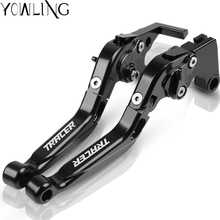 Motorcycle Handle Levers Brake Clutch Lever For YAMAHA MT09 MT-09 MT 09 FZ09 FZ-09 FJ09 2014 2015 2016 2017 2018 2019 Tracer 900 - DISCOUNT ITEM  10% OFF Automobiles & Motorcycles