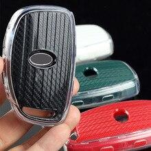 Autosleutel Beschermen Autosleutel Case Cover Auto Key Bescherm Voor Hyundai HB20 IX25 IX35 IX45 HB20 I10 I20 I30 sleutelhanger