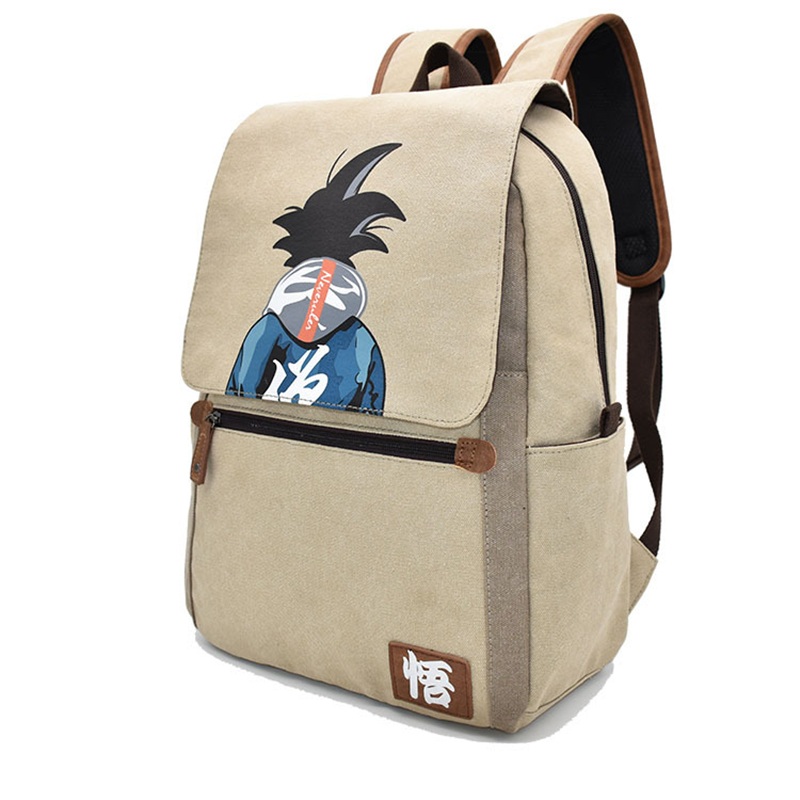 Goku school backpack 1