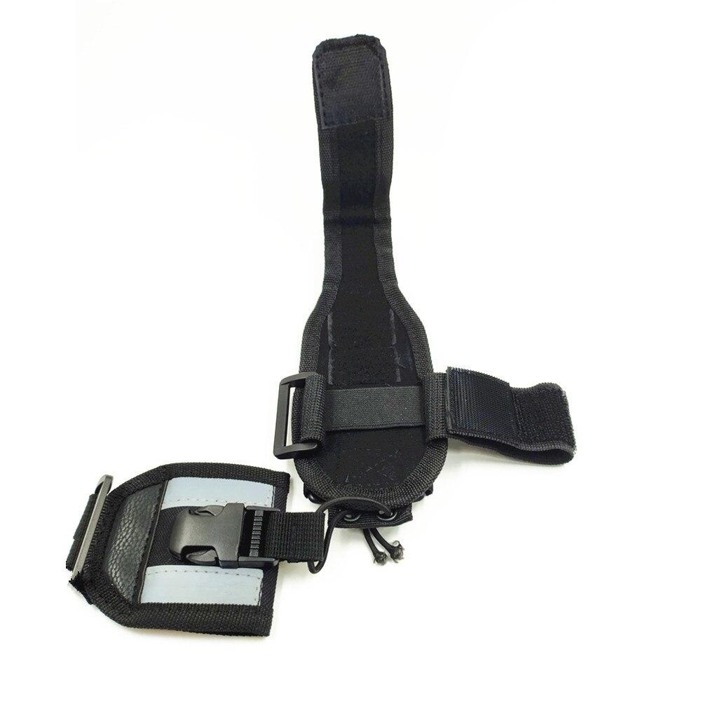 Adjustable size MSC-20M PLUS Big Nylon Pouch  Walkie Talkie Carry Case for Baofeng UV-5R UV-82 UV-9R Plus Portable Two Way Radio