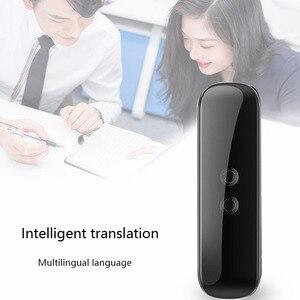 Image 2 - G5 Istantanea Voce Lingua Traduttore 40 Lingue di Traduzione Viaggio Della Macchina di Business Intelligente Interprete, Nero