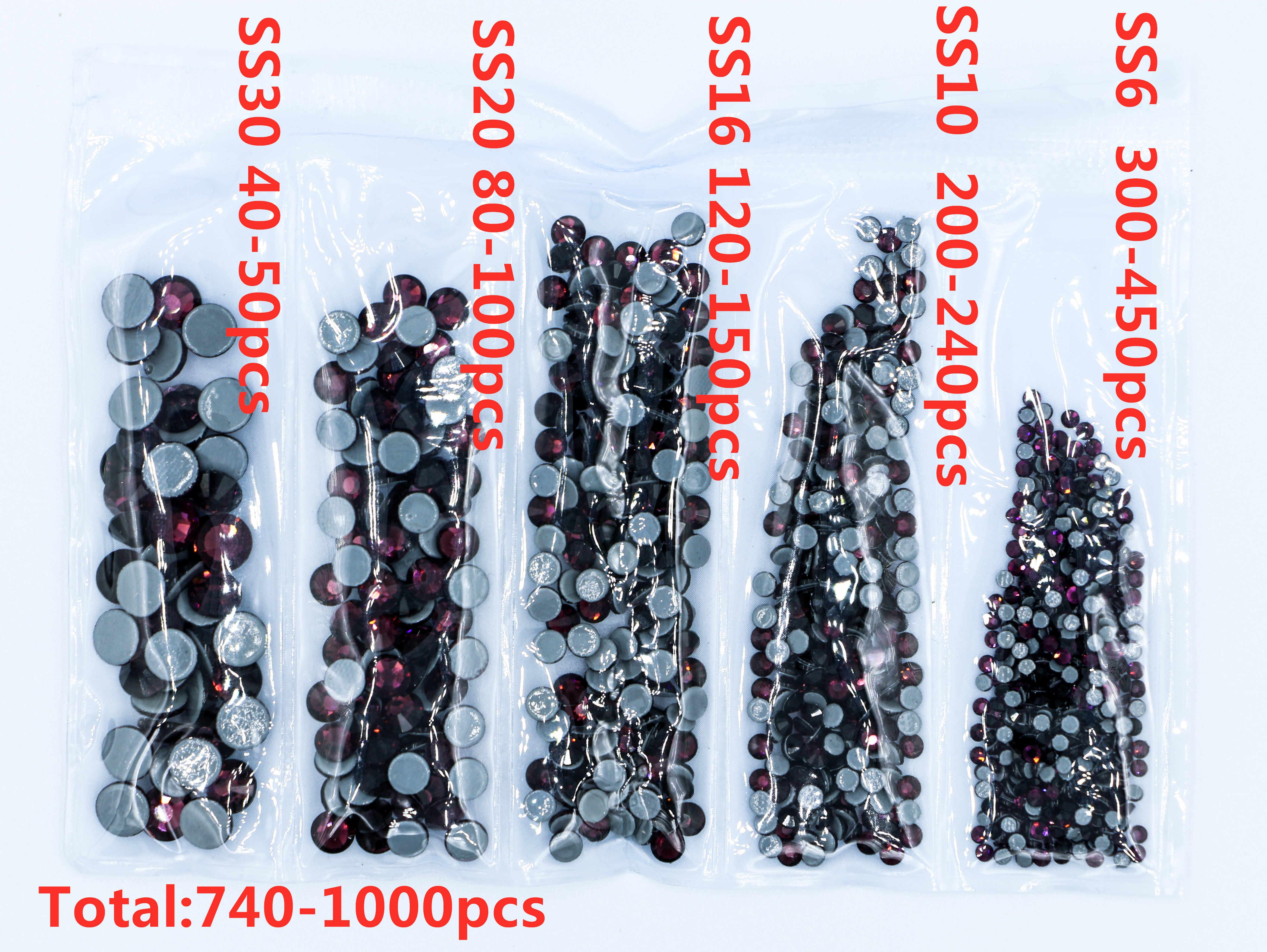 Ab/abd hızlı ısıtmalı düzeltme yapay elmas aplikatör demir-on değnek isı düzeltme aracı tabancası karışık boyutu sıcak düzeltme Rhinestones cam dekorasyon