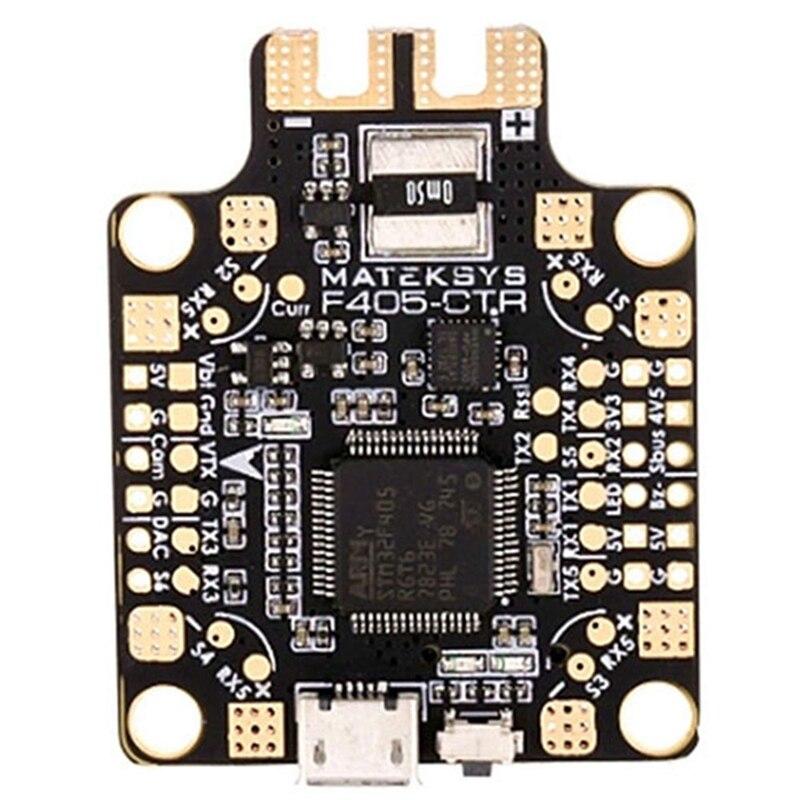 BetaFlight F405-CTR Flight Controller Built-In PDB OSD 5V/2A BEC Current Sensor For RC Drone