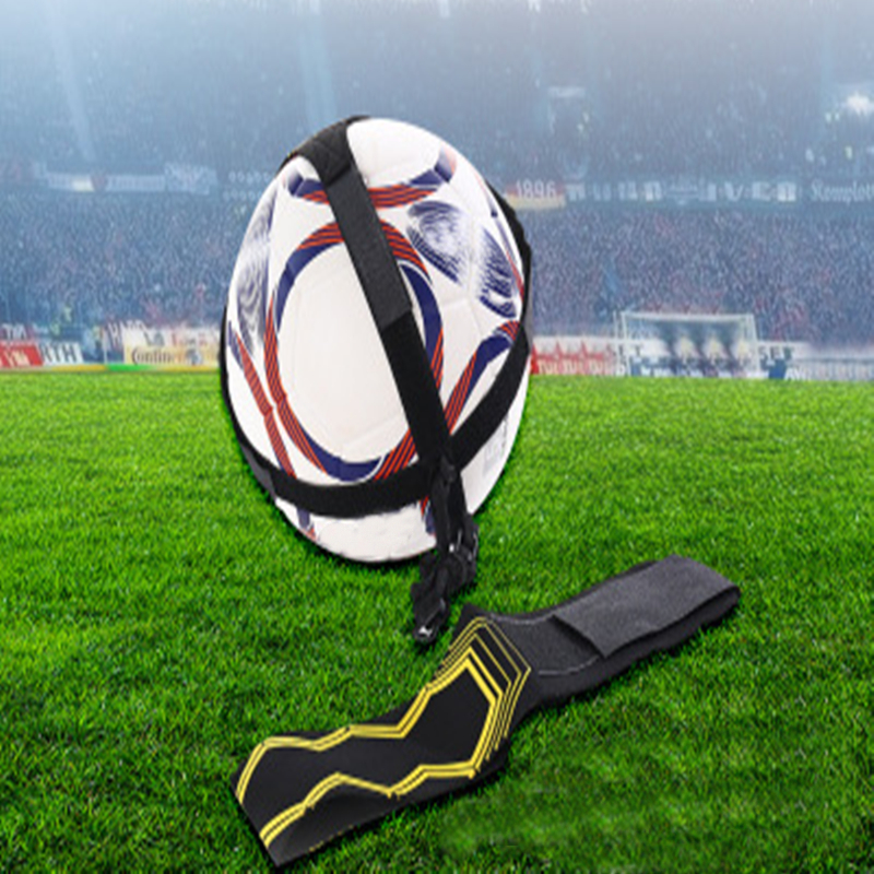 Top Quality Football Training Belt Adjustable Swing Bandage Control Soccer Training Aid Equipment Solo Soccer Trainer