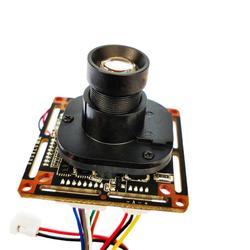 AHD/TVI/CVI/CVBS 4 w 1 kamera  AGC typu kamera ochrony z F33 przetwornik obrazu  nadzoru CCTCV kamera z UTC i OSD
