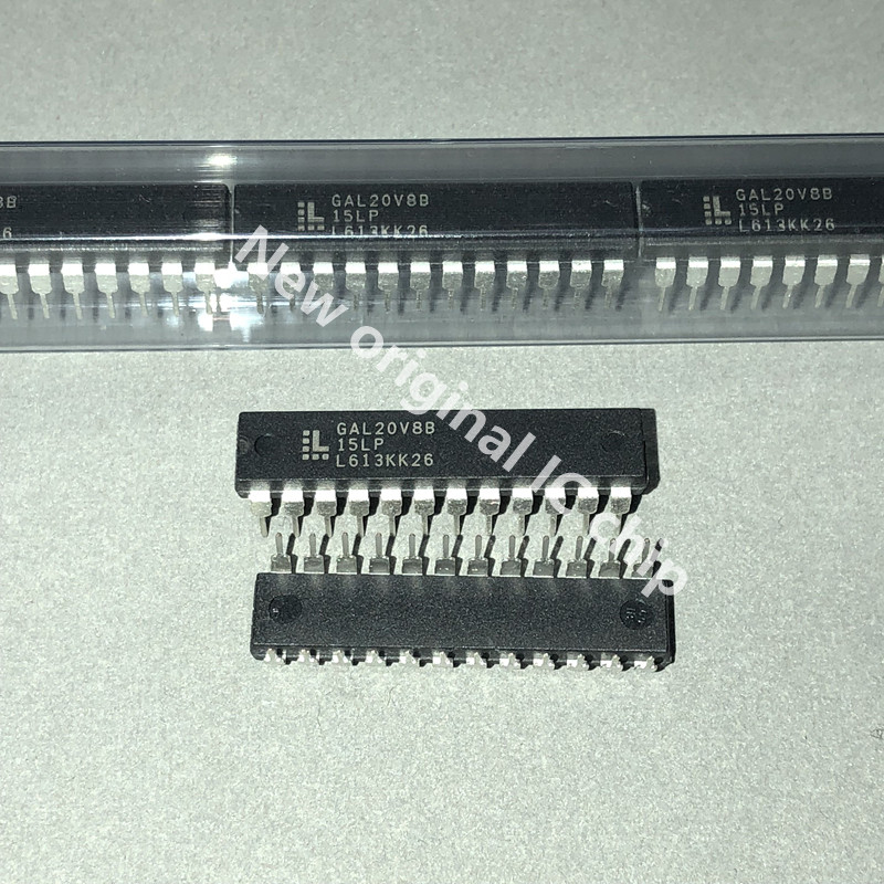 GAL20V8B-15LP GAL20V8B-15LPN  GAL20V8B New Original IC Chip
