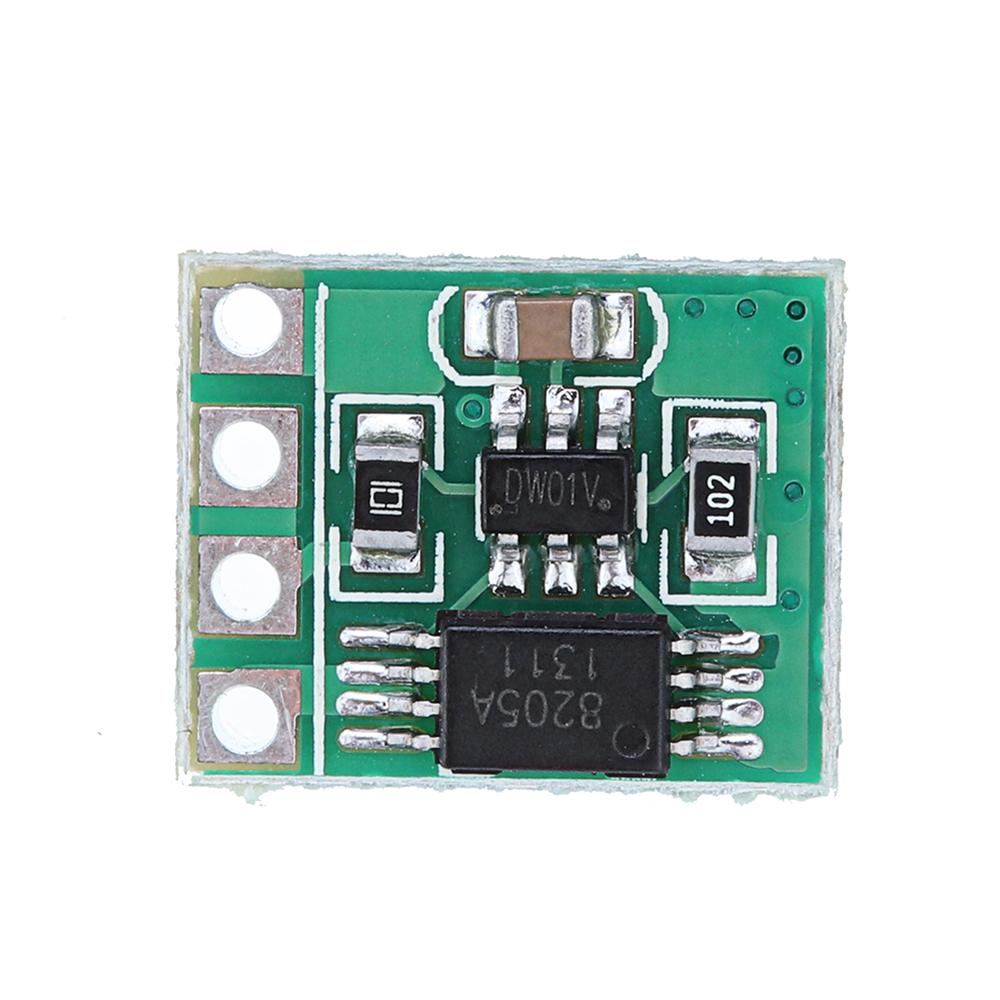 LEORY 3.7V 4.2V 18650 Lithium Li-on Battery Protection Board Charger Discharge Protect DD04CPMA Circuits