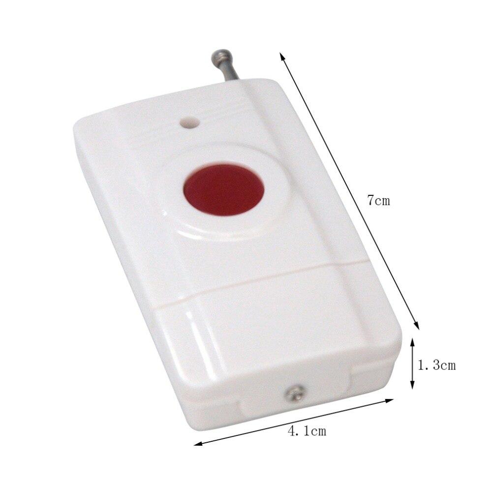 YA-AN02 домашняя сигнализация системы безопасности беспроводной Противоугонная сигнализация аварийная кнопка 433 МГц Сигнализация Аксессуары