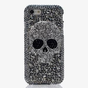 Image 4 - 3d legal punk spikes studs rebite diamante bling capa caso para samsung galaxy s10e s9 s10 s20 plus fe nota 10 + 10 lite 9 20 ultra
