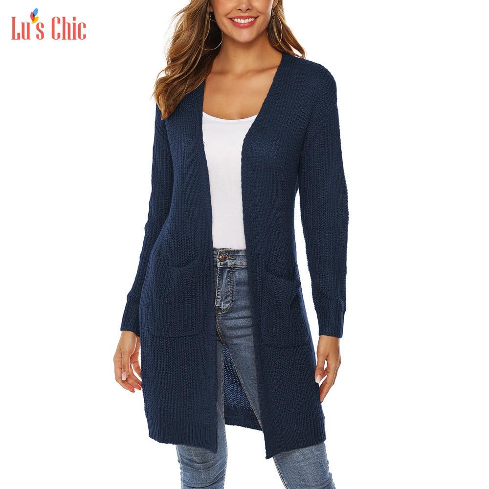 Maan Store Chaqueta de punto sin mangas para mujer con dos bolsillos delanteros