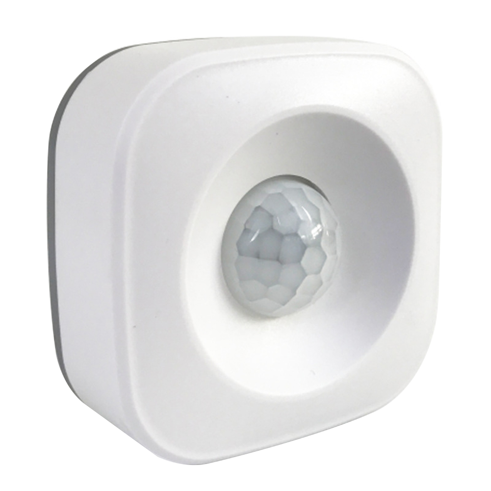 Intelligent Home Compatible IFTTT Burglar 2.4GHz F0A7N Stable Alarm Detector Wireless WiFi APP PIR Motion Sensor Modern Security