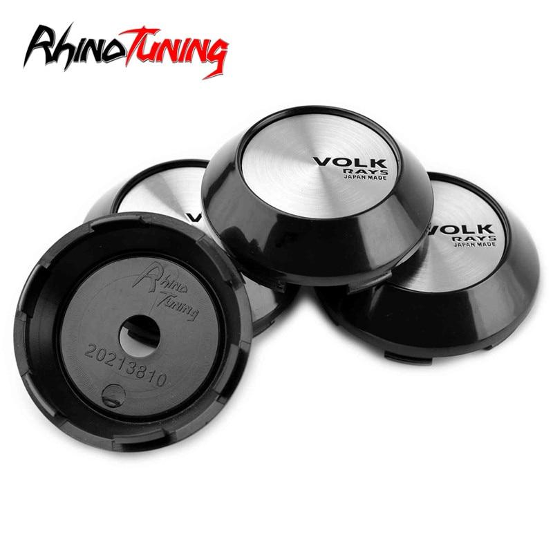 KONIG Custom Wheels CHROME Wheel Rim Hub Dust Cover Hubcap Center Cap D-35
