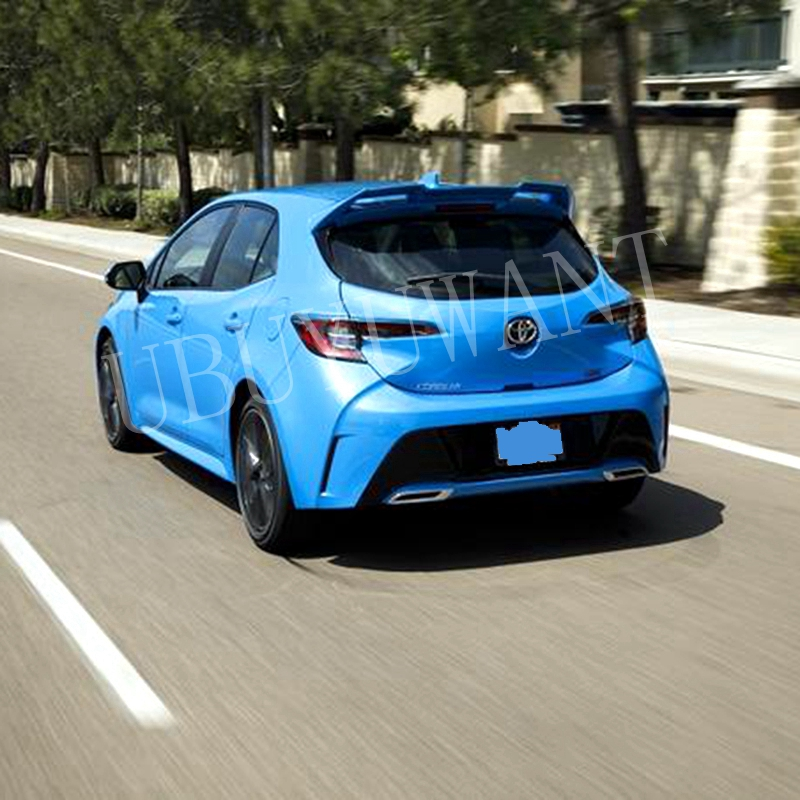 For Toyota Corolla Hatchback Spoiler 2019 with High Quality ABS Material Unpaint Color Rear Spoiler|Spoilers & Wings|Automobiles & Motorcycles - title=