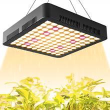 Крытый светодиодные 1000w 3500k растут светильник Панель полный