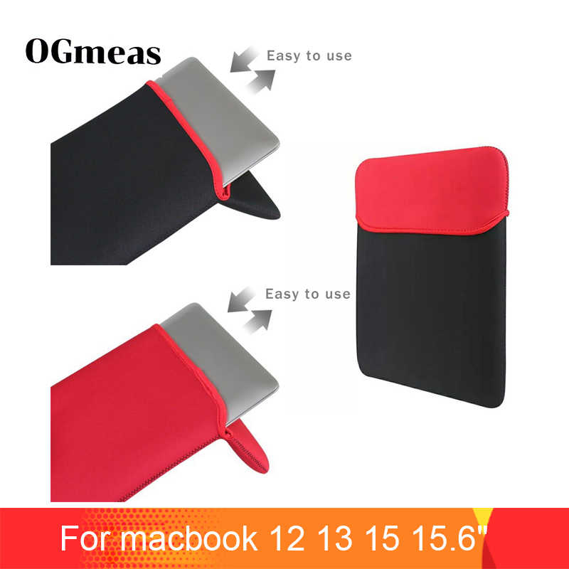 Computer Tas 7/8/9/9.7/10/12/13/14/15 inch neopreen Bag Beschermhoes voor Tabletten PC Notebook Tablet Sleeve