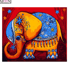 Diy Diamond Painting Elephant Diamond Embroidery Mosaic Picture Of Rhinestones,Cross-stitch Full Square&Round Painting large diy diamond painting abstract venice city of water embroidery beads cross stitch full square round mosaic decor fs4695