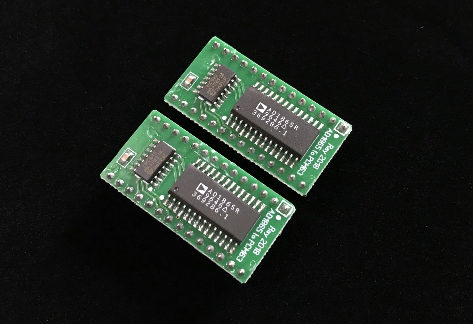 PCM58 PCM63 Conversion Module Daqo