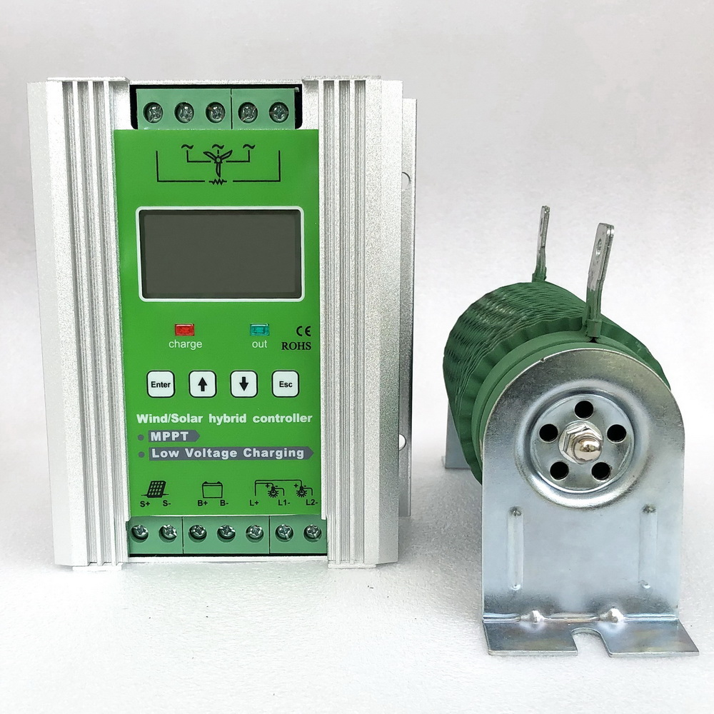 vento solar controlador hibrido impulso mppt carregamento para 800 w 600 400 gerador de turbina eolica
