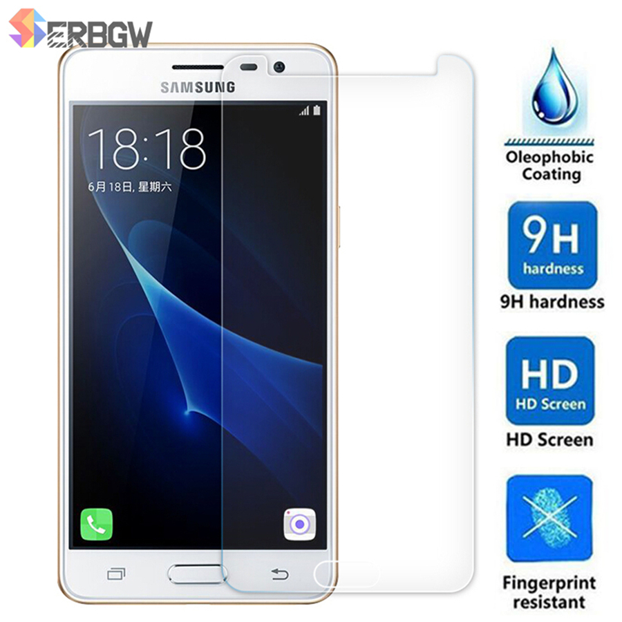 Tempered Glass For Samsung galaxy A3 A7 A5 2017 J1 J3 J5 J7 2016 Screen Protector on SM-A520F/DS A320 A720 Glass Protective Film