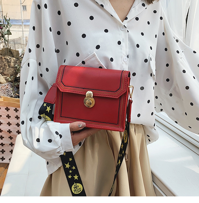 Retro Shoulder Bag Tide Messenger Bag Fashion Trend Frontier Version European And American Style 2020 New
