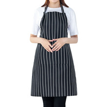 Cotton Aprons 2019 Newest Denim Canvas Pockets Baking Chefs Kitchen Cooking Apron Pocket  8.12