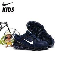 Nike Kinder Schuhe Air VaporMax Flynit Atmungsaktive Kinder Laufschuhe Outdoor Sport Turnschuhe #849558
