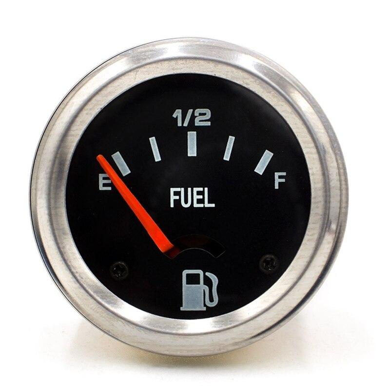 Universial механический автомобильный измеритель уровня топлива Черный Автомобильный измеритель E-1/2-F уровень топлива автомобильный аксессуар - Цвет: MC