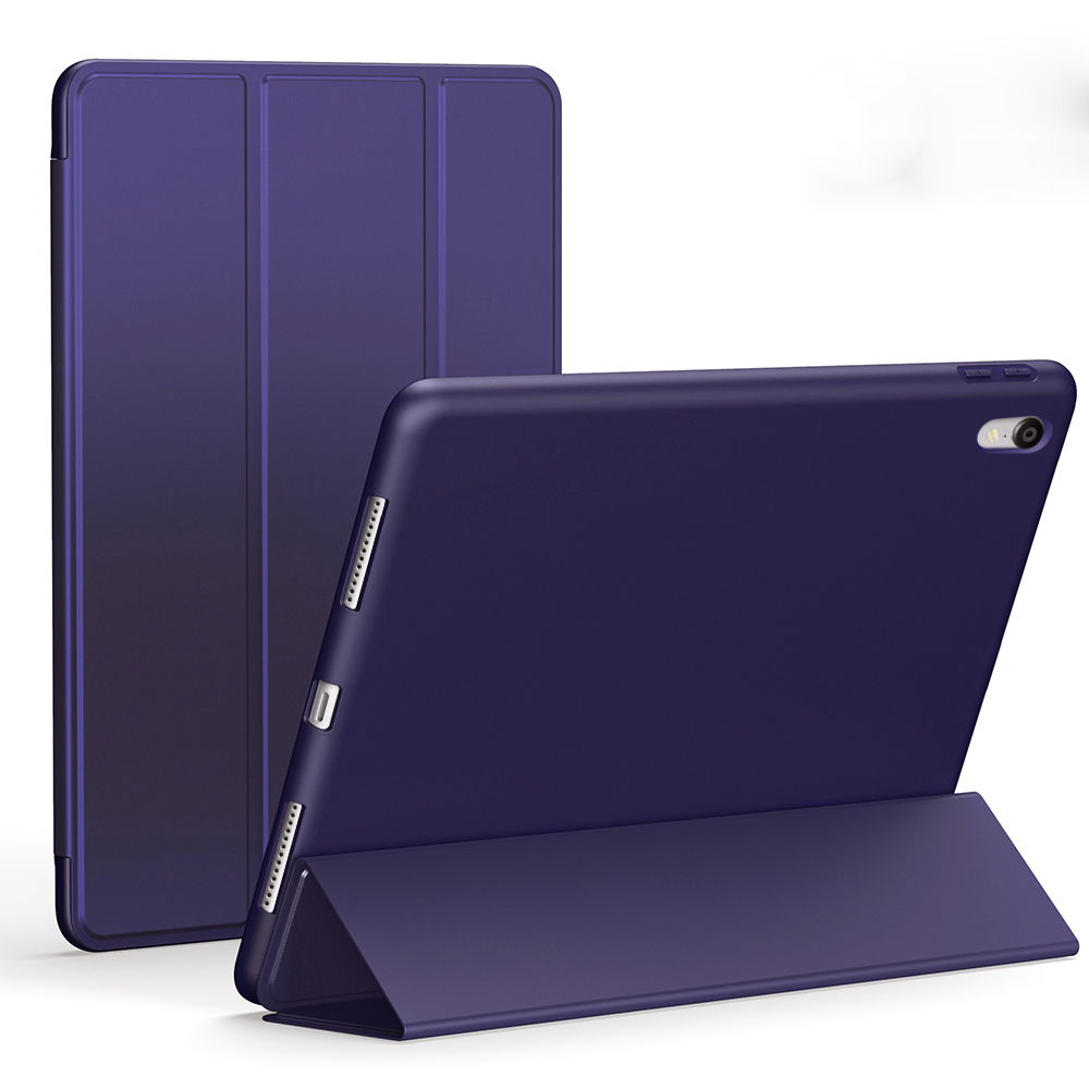 Blue 1 Purple for iPad 2020 Air 4 10 9 inch Airbag Transparent matte soft protection Case For New