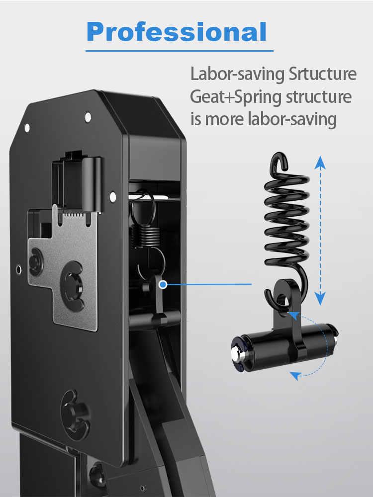 Sd AUCAS wielofunkcyjny kabel Crimper RJ45 ściągacz do przewodów Cutter do zaciskania sieci szczypce narzędzia z Tester kabli instrumentów