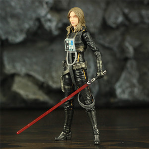 """Image 3 - SW 6"""" Jaina Sol Legends Action Figure The Black Series Toy Doll Model Collectable"""