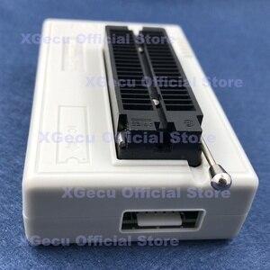 Image 3 - Black socket V10.27 XGecu TL866II Plus USB Programmer support 15000+IC SPI Flash NAND EEPROM MCU replace TL866A TL866CS+26 parts