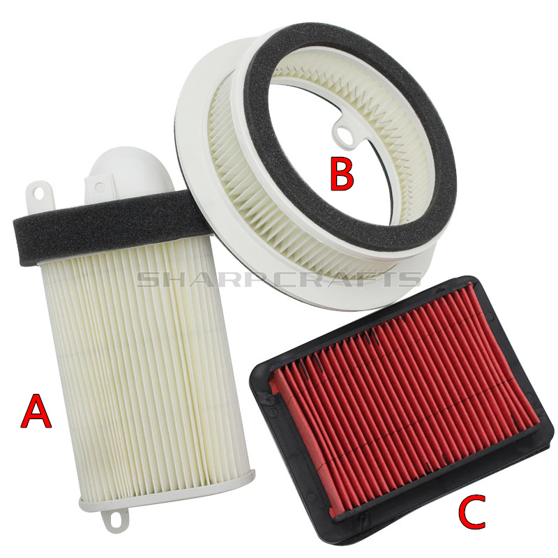 Filter TMAX A set of Air filters to fit YAMAHA XP T  XP500 T-MAX 2001 to 2007
