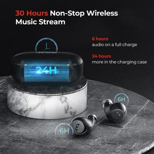 Image 2 - Mpow M7 tws ワイヤレスイヤホン iPX7 防水の bluetooth 5.0 30h 再生時間 USB C 充電 11 xs × サムスン xiaomi 9