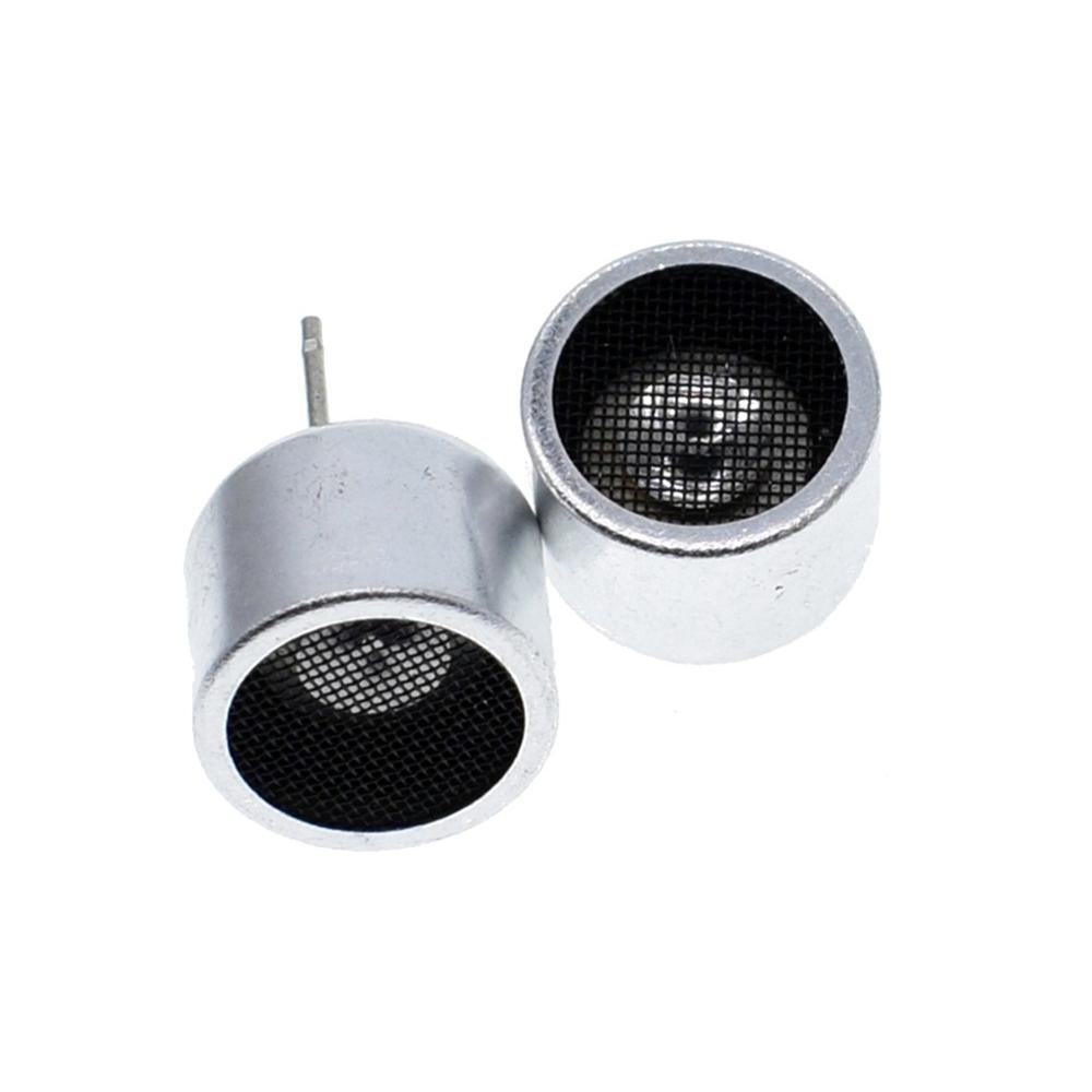 Taidacent 5 Pair RT Split External Ultrasonic Transducer Probe Diameter 10mm 40KHz Ultrasonic Sensor Ultrasonic Sound Detector