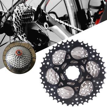 Rower górski rower 9 prędkości kaseta 11-40 T szerokości ratunku koło zamachowe stali o wysokiej wytrzymałości koło zamachowe kontroli funkcję zmiany biegów,