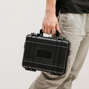 Image 3 - מקצועי פיצוץ הוכחה תיבת לdji Mavic מיני תיק נשיאה עמיד למים Hardshell תיק עבור Mavic מיני Drone נייד תיק