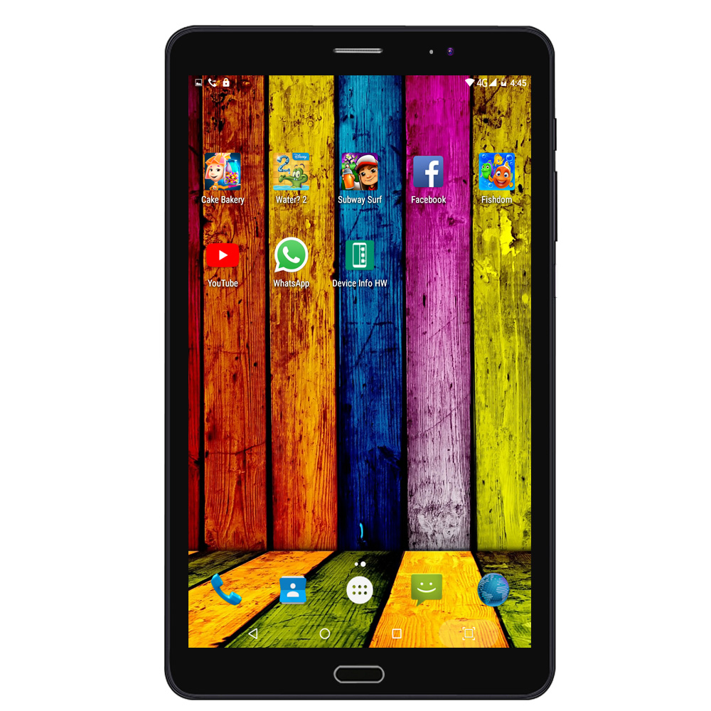 2020 New8 inch Tablet Android 7.0 3G/4G Phone Call 4GB/64GB Octa Core Dual SIM Wi Fi Bluetooth Support Tablet PC +Cover - 2