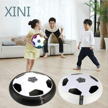 Toys Bumper Soccer-Ball Puzzle-Games Hover Colorful Sport Kids with Led-Light/soft-Foam