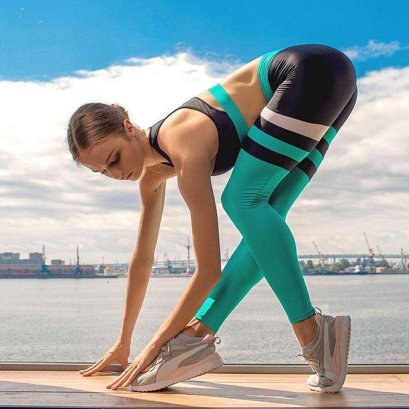 Women gym suits sportwear (9)