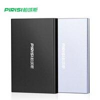 PIRISI HDD 2,5 ''внешний жесткий диск USB3.0 HD портативный жесткий диск с Xbox One/Xbox 360/PS4/PC/Mac Настольный Ноутбук