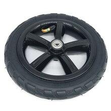 """1 pc 8 """"8X1 1/4 (200*45) pneumatische Reifen Aufblasbare Volle Rad Für Elektrische Roller Volle Runde Rad"""