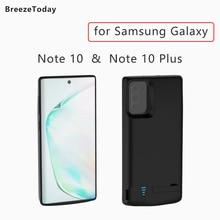 Caso del Caricatore di Potere di Carico della batteria Cassa di Batteria Per Samsung Galaxy Note 10 Nota 10 Più Banca di Potere