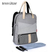 Brand Fashion diaper Bag Mummy Maternity Travel Stroller Backpack Baby nappy Bag Large Capacity mother Nursing Bag for Baby Care цена и фото