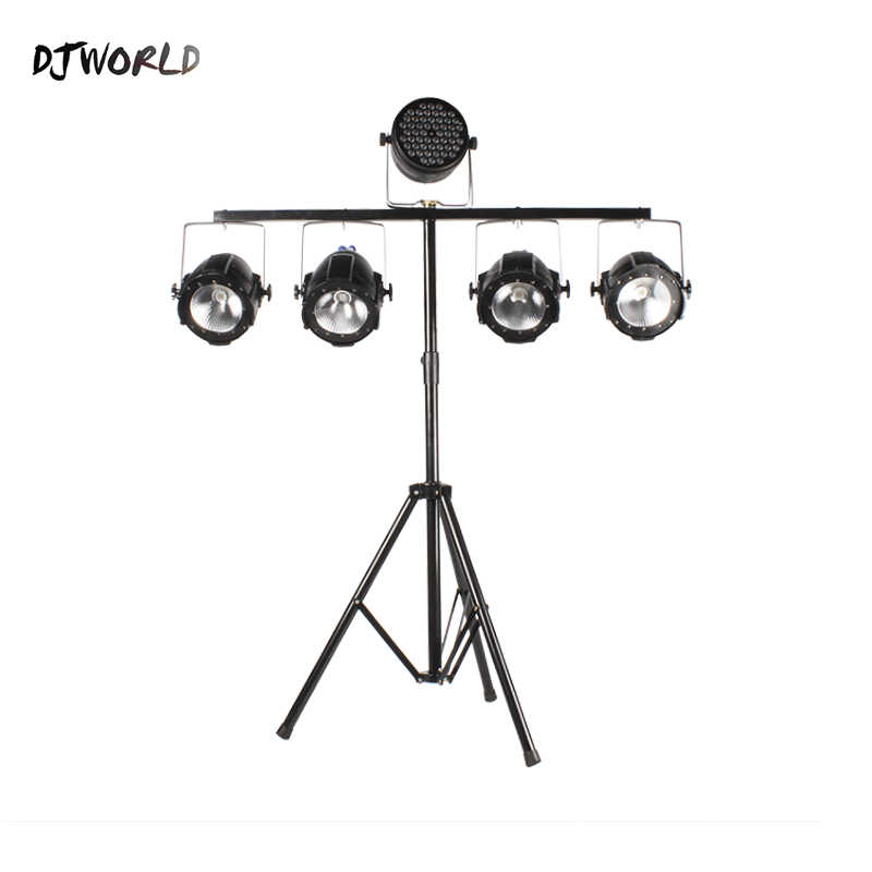 Djworld Moving Head Stage Light Stand Mobile Light Frame Tripod Stander Bulkier Gratis Pengiriman