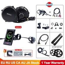 Bafang 48V 500W BBS02B Mid Drive Motor Electric Bike Conversion Kit DPC18 850C P850C 500C C965 C961 Display E Bicycle 8fun BBS02