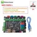 MKS SGEN L 32-битная материнская плата smootieboard совместимый smootieware Marlin 2,0 аналогичный SKR V1.3 3d принтер Запасные части
